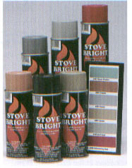 Stove Bright stove paint, gas stove paint, wood stove paint, high ...