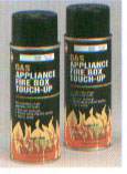 Gas Appliance Fire Box Paint